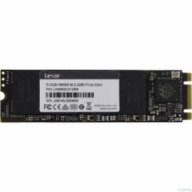 Lexar SSD M.2 512GB NM500 LNM500-512RB PCIe3x2