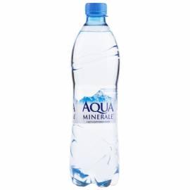 Вода питьевая негазированная АкваМинерале, 0,5л, пластиковая бутылка