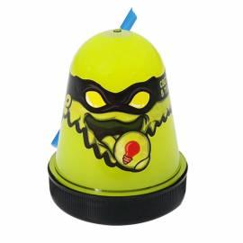 """Слайм Slime """"Ninja"""", желтый, светится в темноте, 130г"""