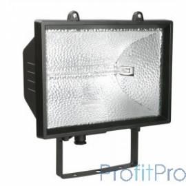 Iek LPI01-1-1000-K02 Прожектор ИО1000 галогенный черный IP54 ИЭК