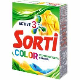 """Порошок для машинной стирки Sorti """"Color"""", 350г"""