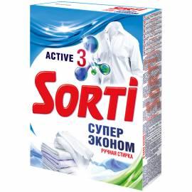 """Порошок для ручной стирки Sorti """"Супер Эконом"""", 350г"""