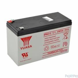 Yuasa Батарея для ИБП NPW45-12