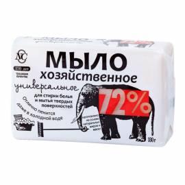 Мыло хозяйственное Невская Косметика, универсальное, 72%, 180г