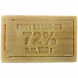 Мыло хозяйственное 72% Меридиан, 150г, без упаковки