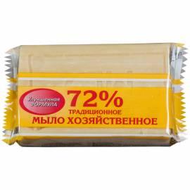 """Мыло хозяйственное 72% Меридиан """"Традиционное"""", 150г, флоу-пак"""