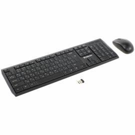 """Комплект беспроводной клавиатура + мышь Defender """"Harvard C-945"""", черный"""