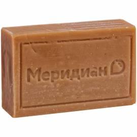 Мыло хозяйственное 64% Меридиан, 150г, без упаковки
