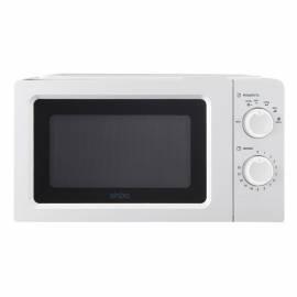 Микроволновая печь Sinbo SMO3661, 20л, механическое управление, белая