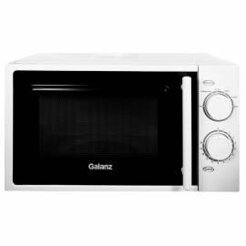 Микроволновая печь Galanz MOG-2003M, 20л, механическое управление, белая