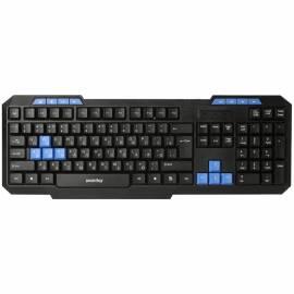 Клавиатура Smartbuy ONE 221, USB мультимедийная, черный