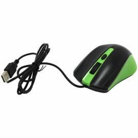 Мышь Smartbuy ONE 352, USB, зеленый, черный, 3btn+Roll