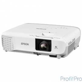 Epson EB-108 [V11H860040] 3700 люмен, 1024x768, 4:3, 15000:1, 6000 ч, пр.отн. 1.48, зум 1.2, 2.8 кг., 37 дБ, Моно 16 Вт., верт.
