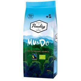 """Кофе в зернах Paulig """"Mundo Organic Arabica"""", вакуумный пакет, 250г"""