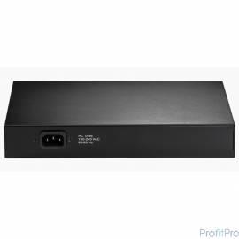 EDIMAX ES-1008PL Неуправляемый коммутатор, 8 портов, Ethernet PoE+: 8/8p 10/100, 75W