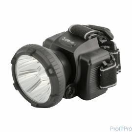 Ultraflash LED5365 (фонарь налобн аккум 220В, черный, 5 LED, 2 реж, пласт, бокс)