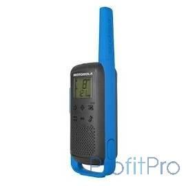 Motorola B6P00811LDRMAW TALKABOUT T62 BLUE