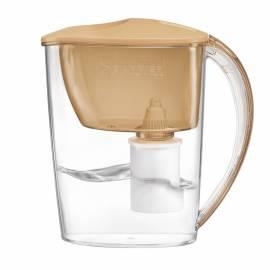"""Кувшин-фильтр для воды Барьер """"Тренд"""" карамельный капучино, с картриджем, 2,5л, без индикатора"""