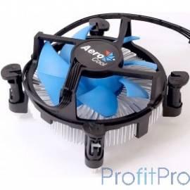 Cooler Aerocool BAS-B9SP EOM 80W/ 115* Intel/ PWM/ push pin/ OEM