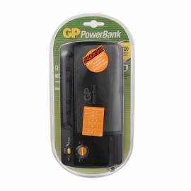 Зарядное устройство универсальное GP PB320 АА, ААА, С(R14), D(R20), MN1604 (крона) без аккумуляторов