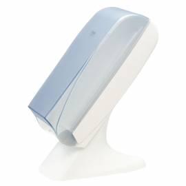 """Диспенсер для настольных салфеток V-сложения Veiro Professional """"Easynap"""" maxi, пластик, белый"""