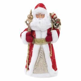 "Декоративная кукла ""Дед Мороз в красном костюме"", 41см"