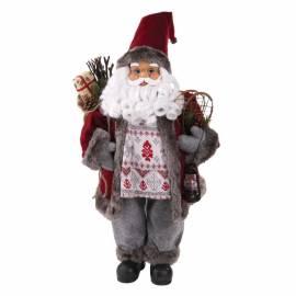 """Декоративная кукла """"Санта-Клаус"""", 61см"""