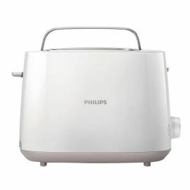 Тостер Philips HD2581/00, 830Вт, пластик, с режимом разморозки, белый