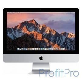 Apple 21.5-inch iMac with Retina 4K display [Z0VY0048Z, Z0VY/14] Silver 3.2GHz 6-core 8th-gen Core i7 (TB up to 4.6GHz) /8GB/51