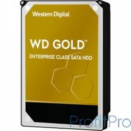 4TB WD Gold (WD4003FRYZ) SATA III 6 Gb/s, 7200 rpm, 128Mb buffer