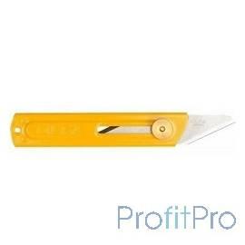 Нож OLFA хозяйственный металлический корпус, с выдвижным 2-х сторонним лезвием, 18мм [OL-CK-1]