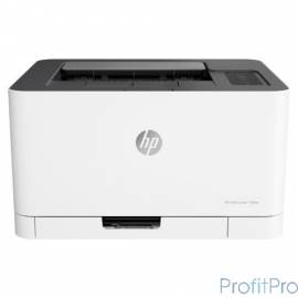 HP Color Laser 150nw (4ZB95A) A4, 600x600 dpi, 18 стр/мин, 64 МБ, USB, Wi-Fi, AirPrint
