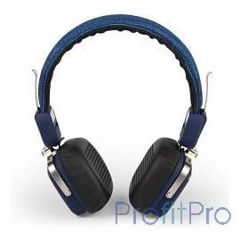 CROWN CMBH-9301 (blue jeans) ( Bluetooth: 3.0, hands free, 32 Ом, 20 Гц-20.000 Гц, Li-Pol 380 мА, 1.3м)