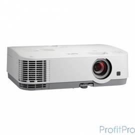 NEC ME331X(G) Проектор LCD, 3300 ANSI Lm, XGA, 12000:1, 1xUSB Viewer (jpeg), RJ45, HDMI x2, RS232, до 9000 ч. лампа (ECO mode),