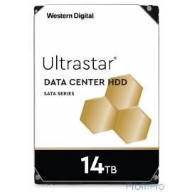 """14Tb Western Digital Ultrastar DC HC5310 SATA 6Gb/s, 7200 rpm, 512mb buffer, 3.5"""" [0F31284/WUH721414ALE6L4]"""