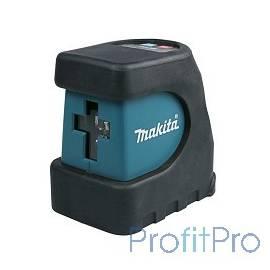 Makita SK102Z Уровень лазер,3х1.5В-LR6(AA),15м,точн-0.3мм\м,0.5кг,чем,магнитное крепление к стене
