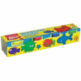 "Масса для лепки ""Artberry. Modelling Dough №1"", 4 цвета*35гр"