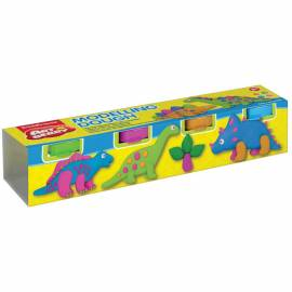 "Масса для лепки ""Artberry. Modelling Dough №2"", 4 цвета*35гр"