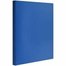 Папка на 2-х кольцах OfficeSpace, 27мм, 400мкм, синяя