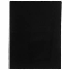 """Папка с зажимом Berlingo """"Line"""", 14мм, 500мкм, черная"""