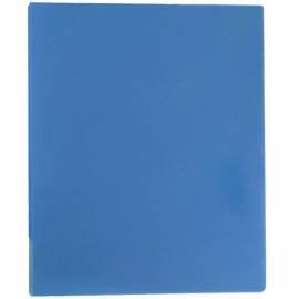 """Папка с пружинным cкоросшивателем Berlingo """"Line"""", 14мм, 500мкм, синяя"""