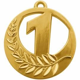 "Медаль ""Тильва"", золото, 50мм"