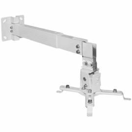 Кронштейн для проектора ARM Media PROJECTOR-3 белый настенно-потолочный
