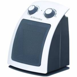 Тепловентилятор 1500Вт Electrolux EFH/С-5115, керам. нагрев. элемент, 3 режима, серый/белый