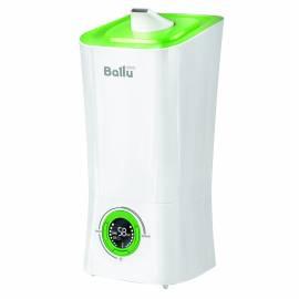 Увлажнитель воздуха ультразвуковой Ballu UHB-205 белый/зеленый, 160*160*348мм