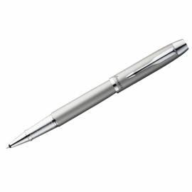 "Ручка-роллер ""IM Grey Lacquer CT"" черная, 0,8мм, подар.уп."