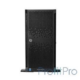 Сервер HP ProLiant ML350 Gen9 E5-2620v4 8C 2.1 GHz, 1x16GB-R DDR4-2400T, P440ar/2G (RAID 1+0/5/5+0) 2x300GB 6G SAS 10K (8/48 SF