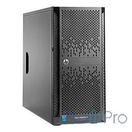 """Сервер HP ProLiant ML150 Gen9 E5-2620v4 8C 2.1GHz, 1x16GB-R DDR4-2400T, H240/ZM (RAID 1+0/5/5+0) noHDD (8/16 SFF 2.5"""" HP) 1x800"""