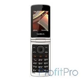TEXET TM-404 мобильный телефон цвет антрацит