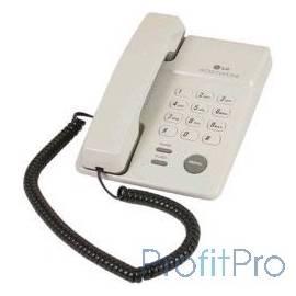 LG GS-5140 RUSSG/RUSCR (серый) повторный набор, сброс/ переадресация, пауза